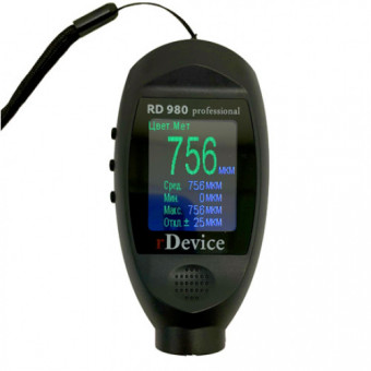 Толщиномер rDevice RD-980