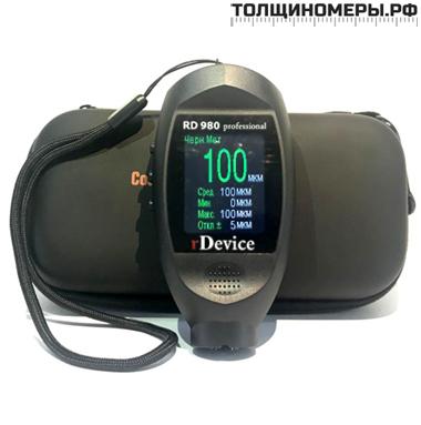 сканер покрытий rDevice RD-980
