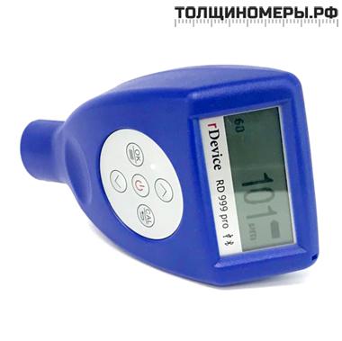 толщиномер покрытий rDevice RD-999 Bluetooth