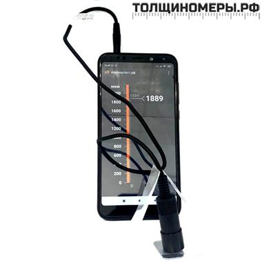 Толщиномер-гарнитура Автолактест АЛТ-1М